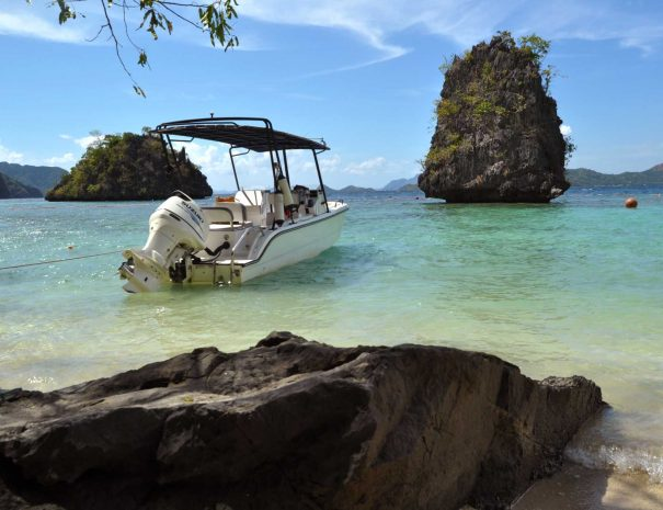 Coron Speedboat Tours