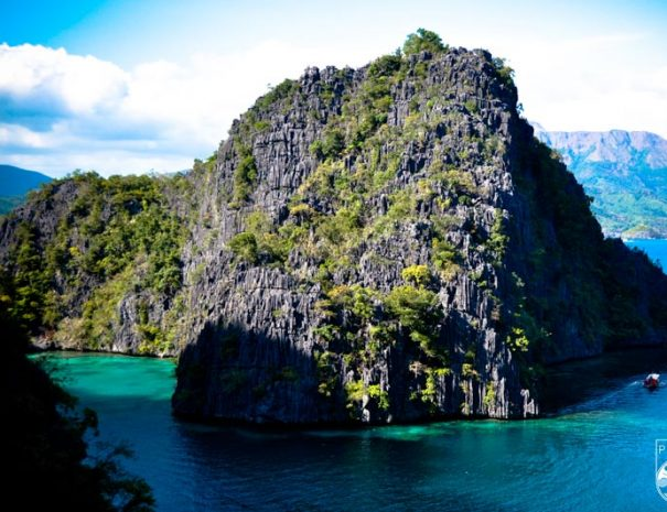 Kayangan Lake Coron Island Speed Boat Excursion