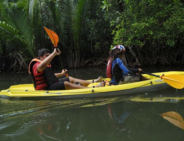 Decalachao River Kayaking Tour