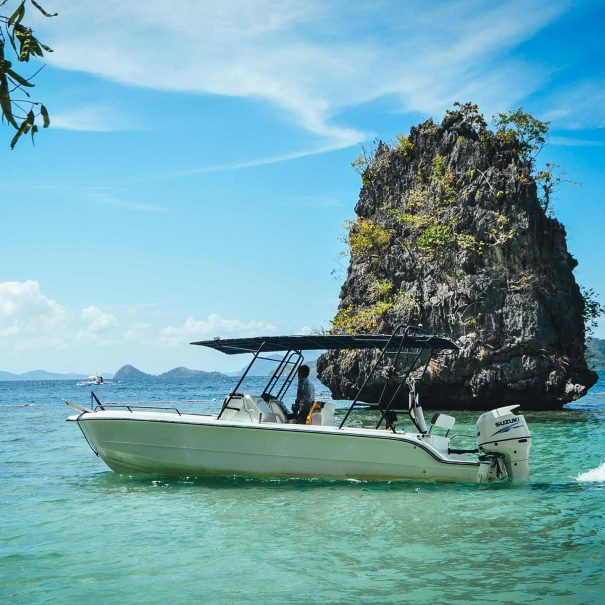 Coron Speed Boat Charter